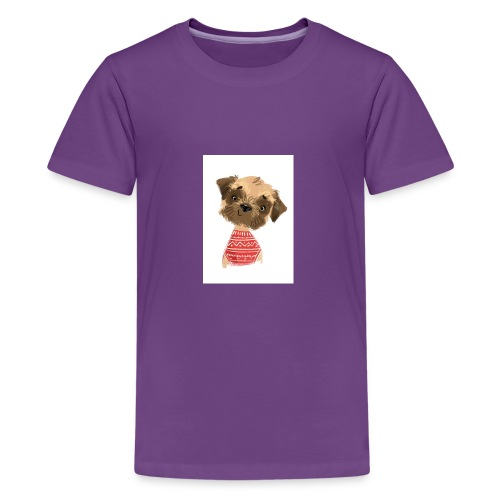 Doggy lover - Kids' Premium T-Shirt