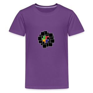 cubes - Kids' Premium T-Shirt