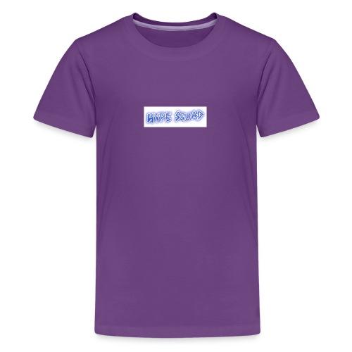 hype squad - Kids' Premium T-Shirt