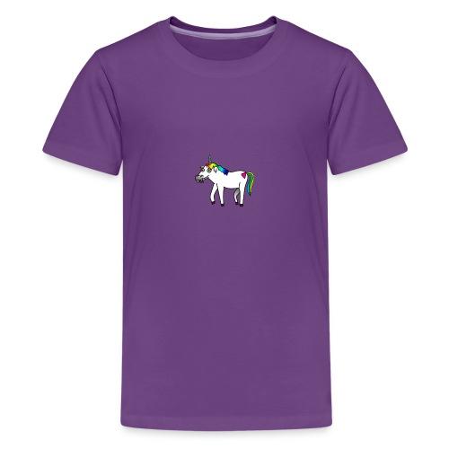 A magical Unicorn! - Kids' Premium T-Shirt