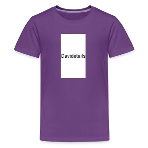 cde7bc1f 2cb3 4423 bcb5 ef596b0da2a3 - Kids' Premium T-Shirt