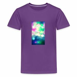 Glitchy Photography - Kids' Premium T-Shirt