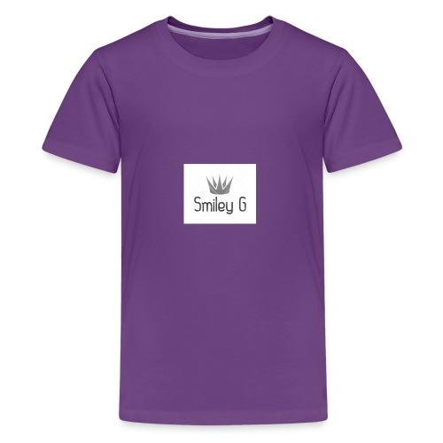 www smiley g - Kids' Premium T-Shirt