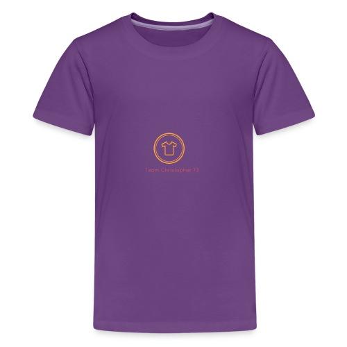 Team_christopher_73 - Kids' Premium T-Shirt
