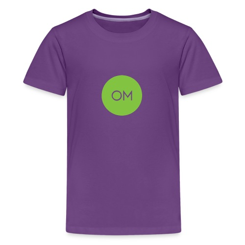 om merch - Kids' Premium T-Shirt
