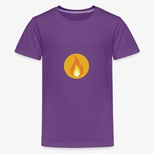 Fire - Kids' Premium T-Shirt