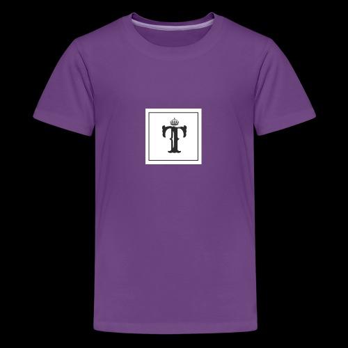 KING TARUN CROWN MERCH - Kids' Premium T-Shirt
