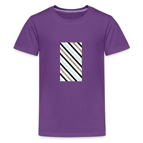 Pattern d986c7ff 9fe7 4c29 a212 83220b3d0c50 - Kids' Premium T-Shirt