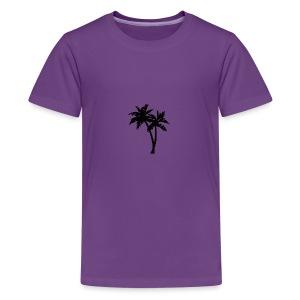 Palmeras - Kids' Premium T-Shirt