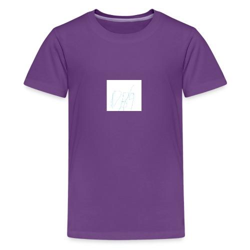 signed design - Kids' Premium T-Shirt