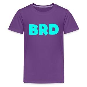 BRD light blue - Kids' Premium T-Shirt