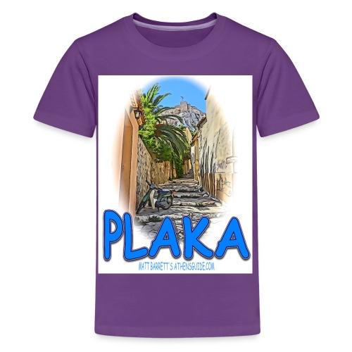 PLAKA CAROLINA jpg - Kids' Premium T-Shirt
