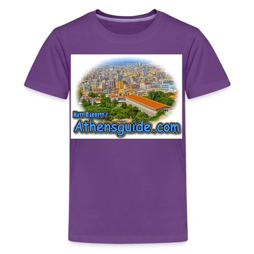Stoa attalos jpg - Kids' Premium T-Shirt