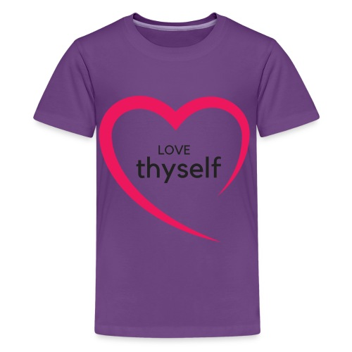Love Thyself - Kids' Premium T-Shirt