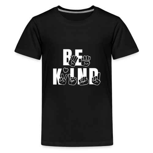 Be Kind - Kids' Premium T-Shirt