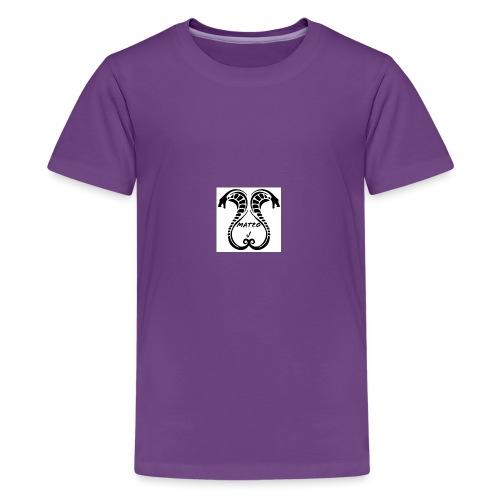 Mateo J Snake design - Kids' Premium T-Shirt