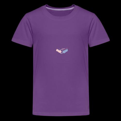 Black T-Shirt - Seventeen - Kids' Premium T-Shirt