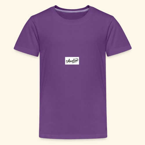 Austin Army - Kids' Premium T-Shirt