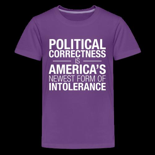Political Correctness Sucks - Kids' Premium T-Shirt