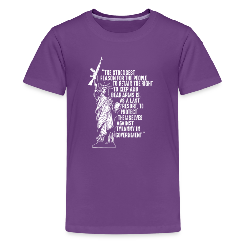 Right To Bear Arms - Kids' Premium T-Shirt