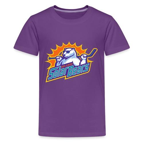 Orlando Solar Bears - Kids' Premium T-Shirt