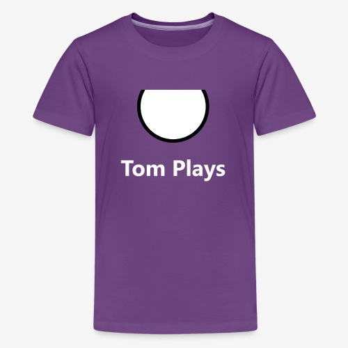 TomPlaysCircle - Kids' Premium T-Shirt