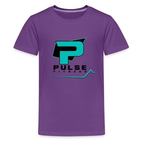 Pulse Fitness - Kids' Premium T-Shirt