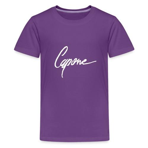 Capore final2 - Kids' Premium T-Shirt