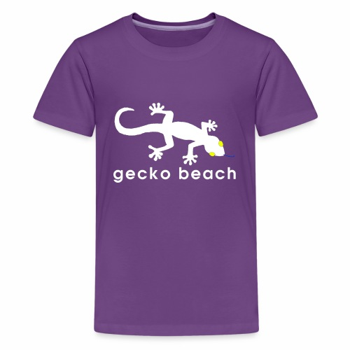 Gecko Beach - Kids' Premium T-Shirt