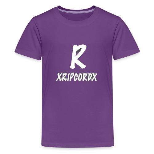 XRIPCORDX Fitness Shirt - Kids' Premium T-Shirt