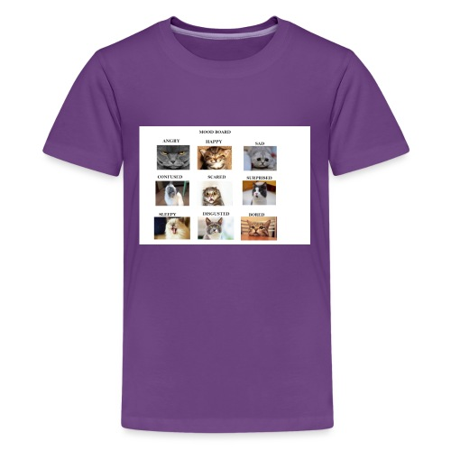 MOOD BOARD - Kids' Premium T-Shirt