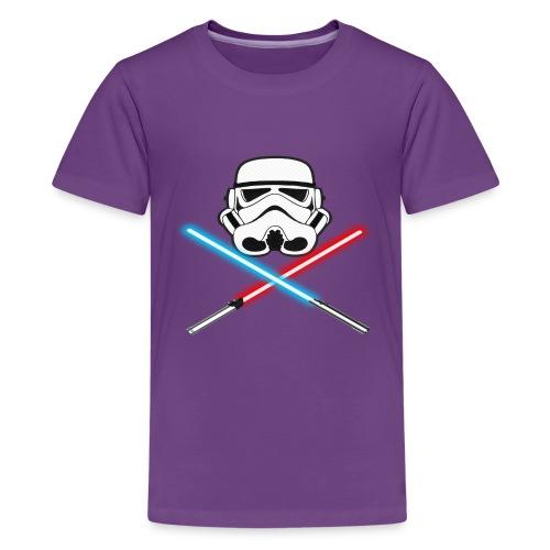 I AM AWESOME! - Kids' Premium T-Shirt