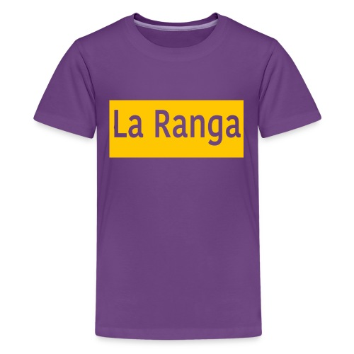 La Ranga gbar - Kids' Premium T-Shirt