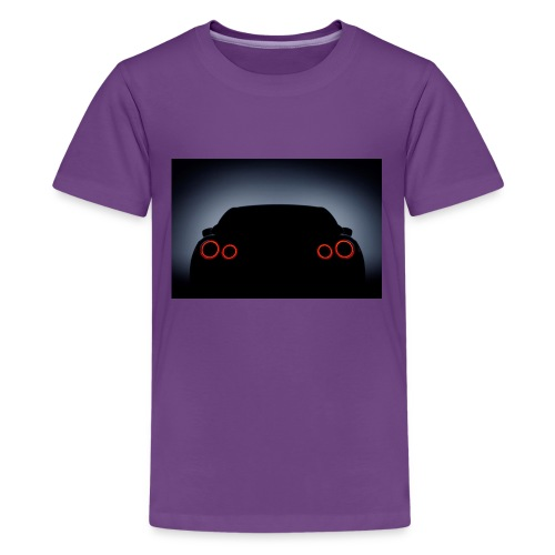 Nissan GTR - Kids' Premium T-Shirt