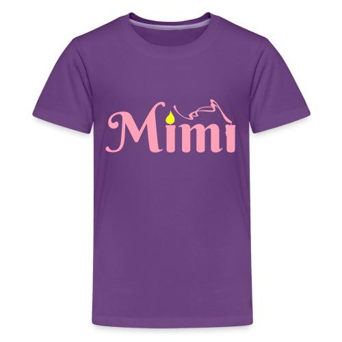 La bohème: Mimì candles - Kids' Premium T-Shirt