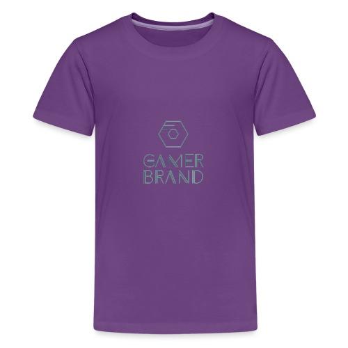 Gamer Brand Revolution - Kids' Premium T-Shirt