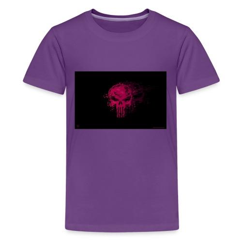 hkar.punisher - Kids' Premium T-Shirt