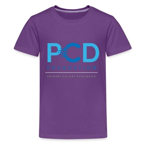 PCD Logo 2020 - Kids' Premium T-Shirt