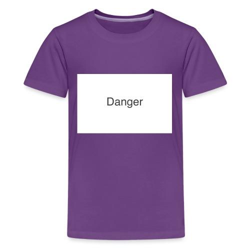 Danger Design - Kids' Premium T-Shirt