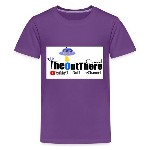 NewBannerOTChan2018 - Kids' Premium T-Shirt