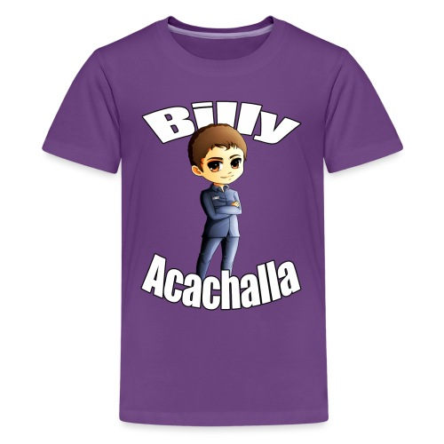Billy acachalla copy png - Kids' Premium T-Shirt