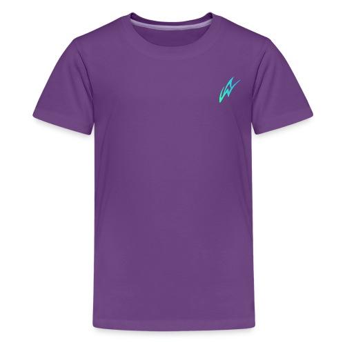 AW Studios Small Logo - Kids' Premium T-Shirt