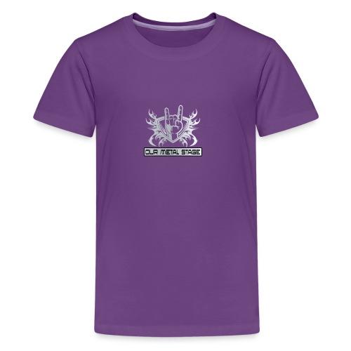 Our Metal Stage Logo - Kids' Premium T-Shirt