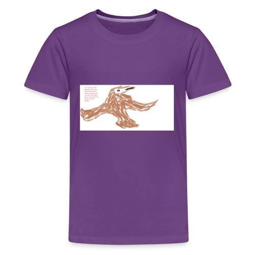 Soaring thru Prayer - Kids' Premium T-Shirt