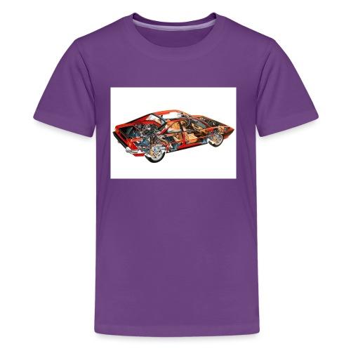 FullSizeRender mondial - Kids' Premium T-Shirt