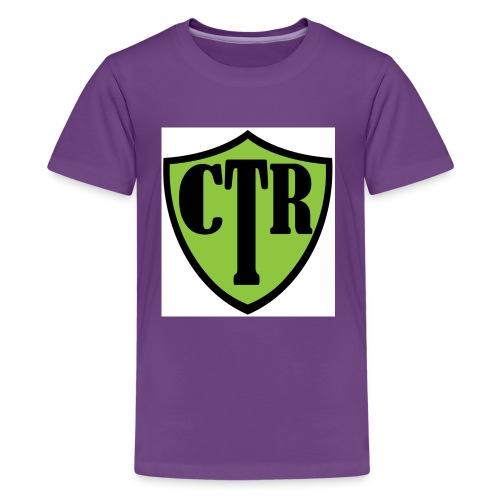 Choose The Right - Kids' Premium T-Shirt