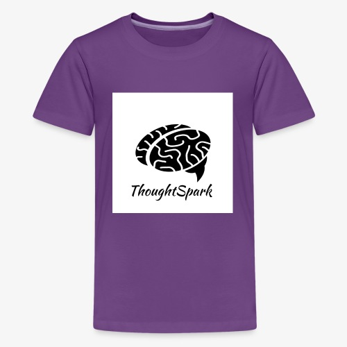 Newest, Simplest ThoughtSpark Logo - Kids' Premium T-Shirt