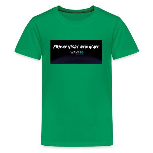 Friday Night New Wave - Kids' Premium T-Shirt