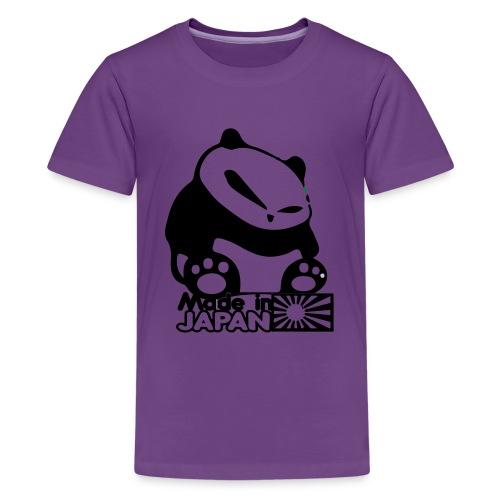 Made In Japan Panda - Kids' Premium T-Shirt