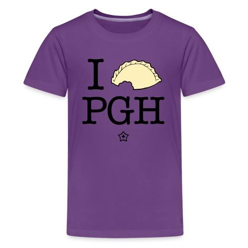 I pierog PGH - Kids' Premium T-Shirt